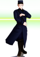 Sweden 2.6 (Kurokuma) - A.P.Hetalia by HappyHourFunnyHour
