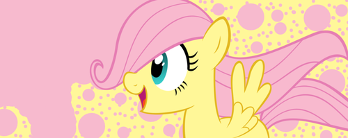 Filly Fluttershy by Shezzoo