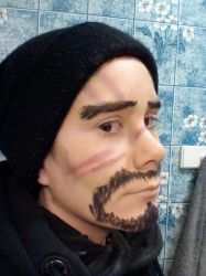 Gabriel Reyes closet cosplay thingy by SweBJ