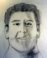 Supposed to be Papa Johns guy by jeromy-huber