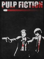 Pulp Fiction by Noble--6
