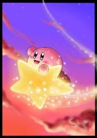 Star Kirby doodle by seepia