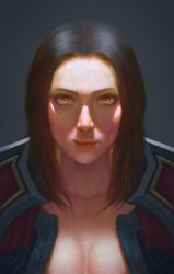 Commission_Portrait of a WOW character by YueQing