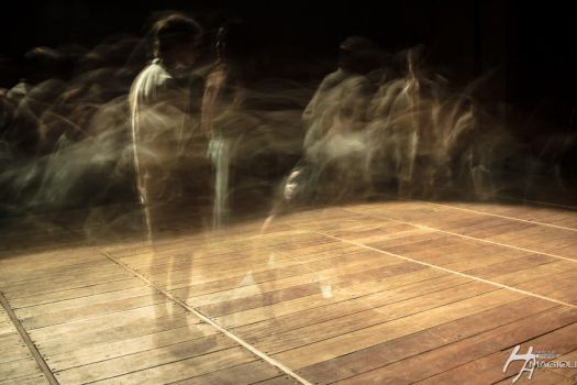 phantoms of the stage by HenriqueAMagioli