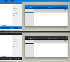 Nexa-Blue-Black For Win7 by Cleodesktop
