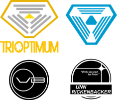 System Shock Logos by Doctor-G