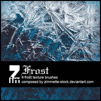 Brush - Frost by Zimmette-Stock