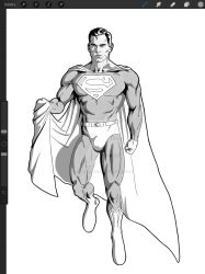 Superman by CorranHorn507