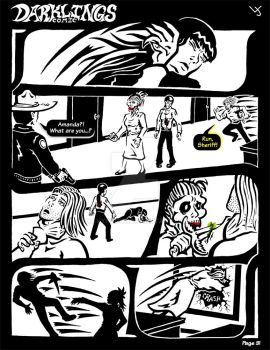 Darklings - Issue 4, Page 31 by RavynSoul