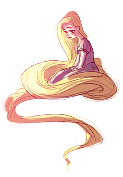 Punzel by snarkies