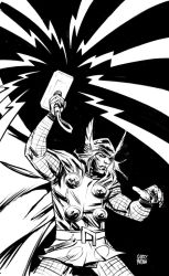 Mighty Thor by thisismyboomstick