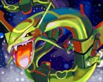 Rayquaza's Fury by ECrystalica