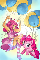 Pinkie Pie by fansea
