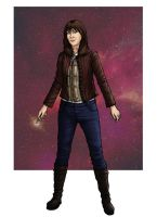 Sarah Jane (Death of the Doctor) by PaulHanley