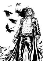 The Crow by Supajoe