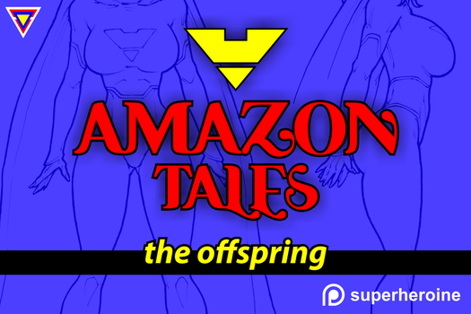 Amazon Tales 21 - the offspring by gzipp