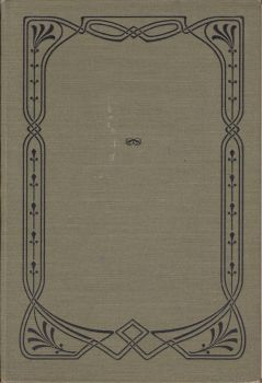 old book cover front by Chelidoni