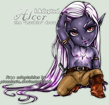The Luvbies - Alcor by CristianaLeone
