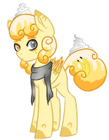 [Ice Creamies] Banana Split Adopt [CLOSED] by peaceouttopizza23