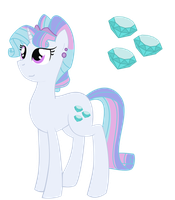 Marble Diamond - Reference by Darkselia
