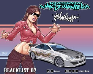 Kaze_A of NFS Most Wanted by pipin