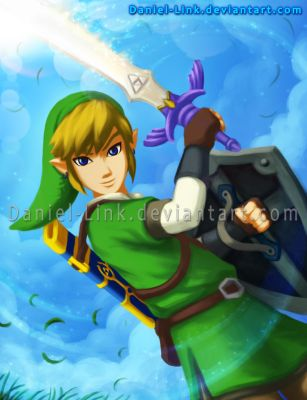Link : Skyward Sword by Daniel-Link