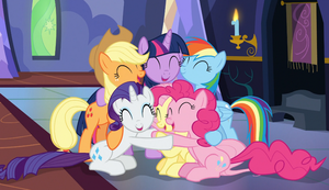 MLP Friendship is Magic Season 7 Moments 86 by Wakko2010