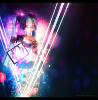 .: VoCaLoiD :. - Collab - by Alice-Hato