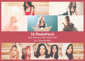 10 / Red Velvet x The Velvet PhotoPack by ChanHyukRu