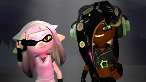 I just had to try (Off the Hook SFM) by Tomato127