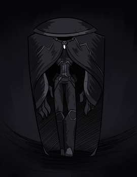 Ozen the Immovable by Kalhiki