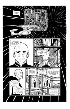 Picard Gets Assimilated, pg 1 by misterclayton