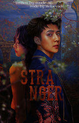 Stranger / Wattpad Book Cover 31 by sahlimamat
