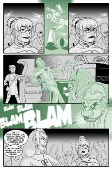 The Homecoming P19 by TheMaskComix
