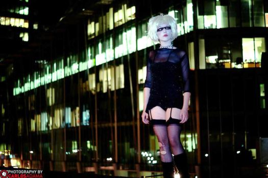 Neon city by Shirak-cosplay