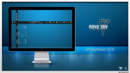 Simply Nova Ver. 2.0 by NovaSev
