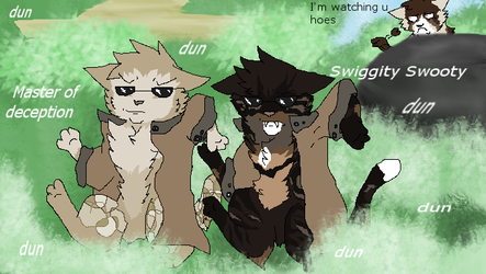 Riverclan adventures: The escape by Skatland