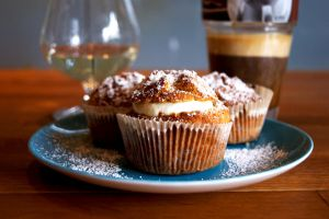 Irish Coffee Cupcakes by Cailleanne