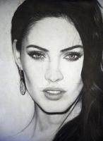 Megan Fox by tomwright666