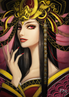 Headdress by OOQuant