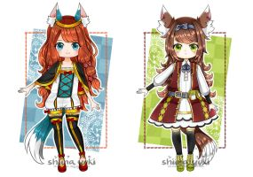 Adopts 24 [CLOSED] by Shiina-Yuki