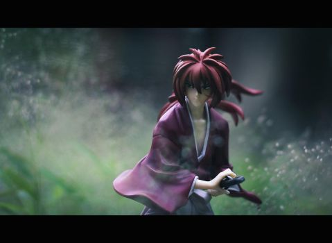 Kenshin by kixkillradio