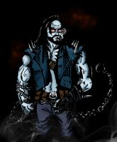 Lobo  Inspired from inJustice by IronWarrior777