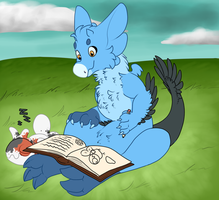 An idea (Story) by Raptor-Tooth