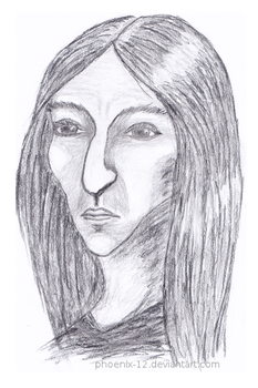 Another try at Snape by Phoenix-12