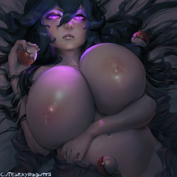 hex maniac has a full team by cutesexyrobutts