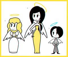 : Angel Adoptables (Closed) : by Amazing-Girl-Forever