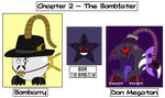 WotZK Chapter 2 Boss - Bombarry and Boom by TheSpiderManager