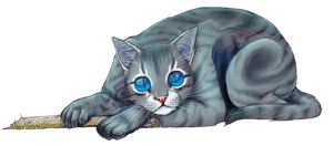 .:JayFeather and Stick:. by SiscoCentral1915