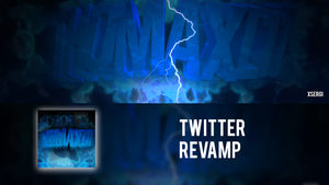 Twitter revamp for Thomaxi11 by xSergi